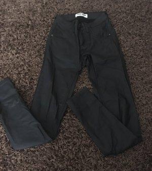 Tally Weijl Pantalone in pelle nero