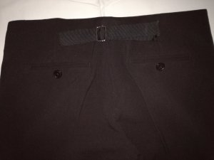 Giordana Marlene Trousers black