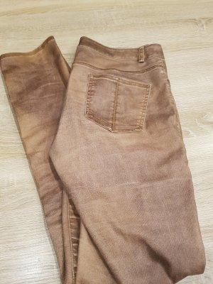 Hose im Vintage Style leicht beschichtet