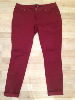 Ann Christine Trousers bordeaux