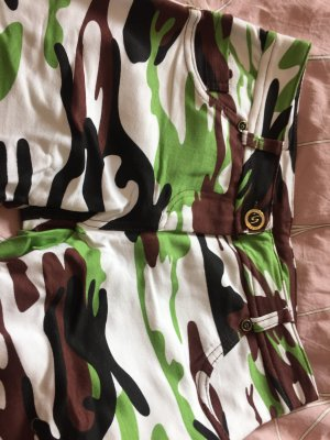 Hose in camouflage