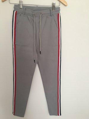 Pantalon strech gris