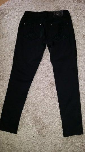 Hose in schwarz Größe  36
