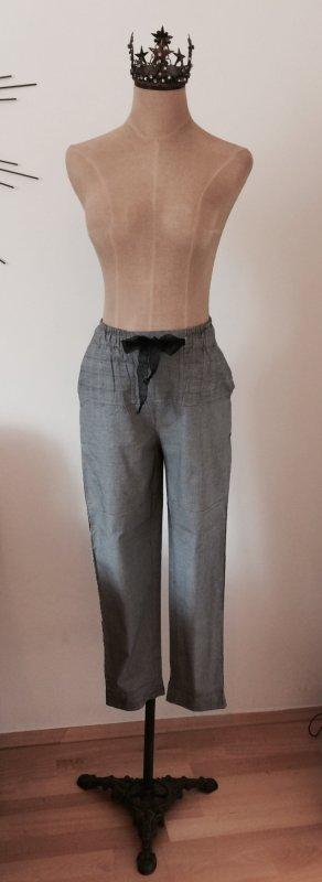 Pantalon 7/8 multicolore coton