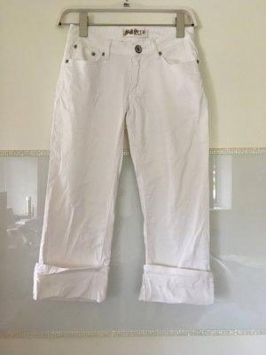 Hose in weiß von Revers in Größe L/40 passt einer 36