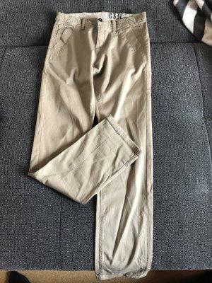 Hose Jeans beige braun g-Star Gstar denim