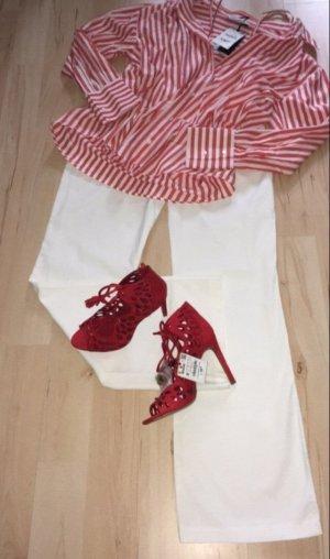Comma Jeans marlene bianco