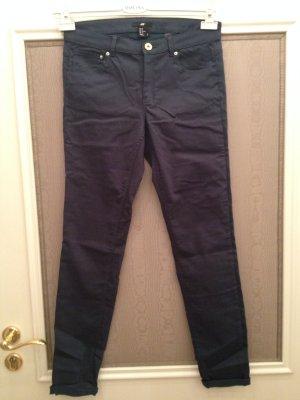 Hose Jeans dunkelgrün Gr. 40 NEU