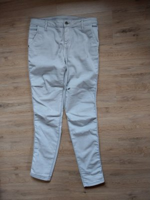 Hose Jeans hellblau Made in Italy