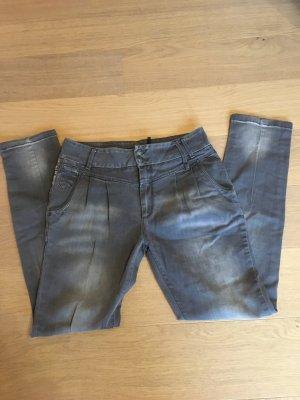Hose Jeans hellgrau grau stretch von ONLY W28L34