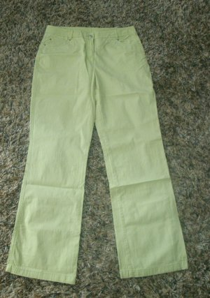 Hose Jeans hellgrün Gr. 42 M C&A