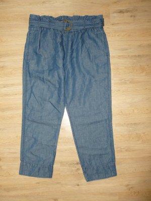 Marc O'Polo Pantalone a 7/8 blu acciaio