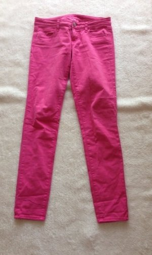 American Eagle Outfitters Stretch broek roze