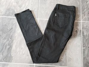 Hose Jeans schwarz Damen 38/40