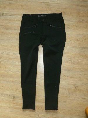 Hose Jeans schwarz Mango neu