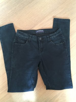 Hose Jeans Skinny stretch dunkelblau Gr. 34