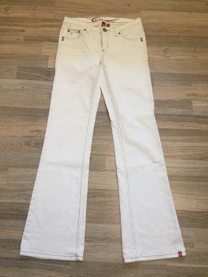 Esprit Flares white