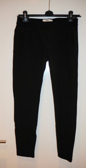 0039 Italy Jeggings negro
