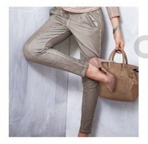 Liebeskind Trousers light grey