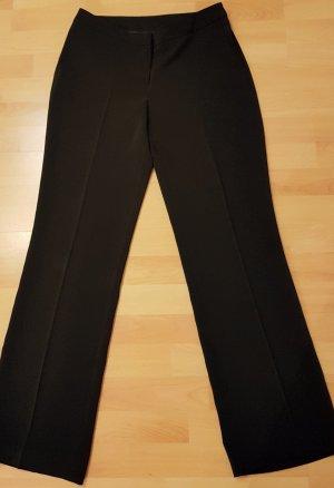 Jones Pantalone a pieghe nero