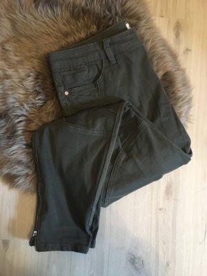 Pimkie Pantalone di velluto a coste multicolore