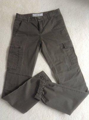 Hose / Khaki / Gr. 36 S / H&M