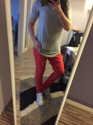 Hose Knopfleiste Boyfriend Jeans Reissverschluss Katzenberger