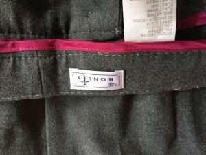 Bonita Wollen broek grijs