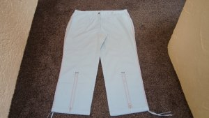 Stretch Trousers azure cotton