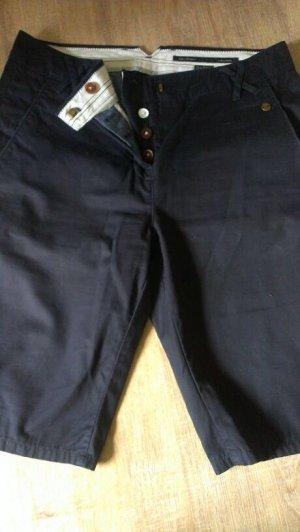 Marc O'Polo Pantalon cargo bleu foncé