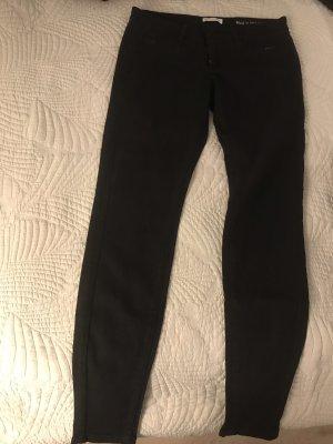 Marc O'Polo Drainpipe Trousers black