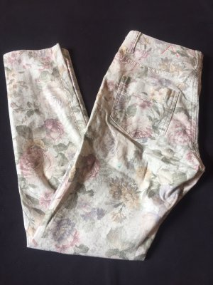 Drainpipe Trousers white-mint