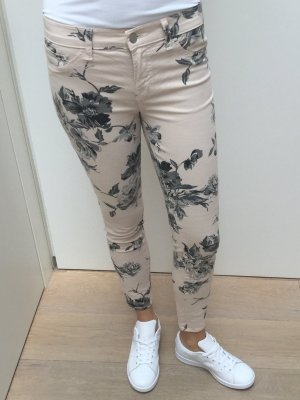 Hose mit Blumenmuster von J brand