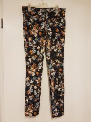 Hose mit Blumenprint von ZARA