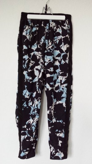Topshop Cargo Pants multicolored polyester