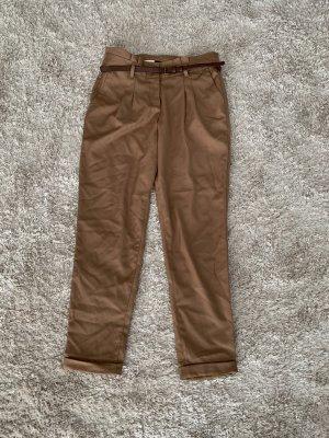 H&M Boyfriend Trousers camel
