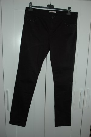 Camaieu Pantalone cinque tasche nero