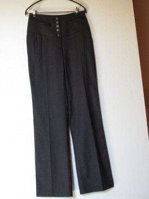 Orsay Marlene Trousers dark grey polyester