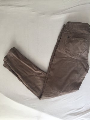 Esmara Low-Rise Trousers grey brown