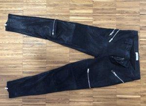 Hose mit Reißverschlussdetails
