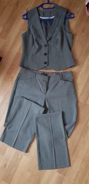 Orsay Traje de pantalón gris