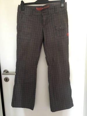 Pantalone cargo multicolore