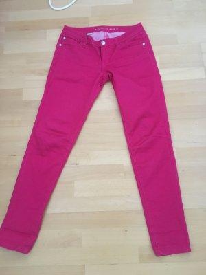 Hose pink Stretch