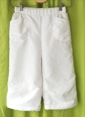 Puma pantalonera blanco