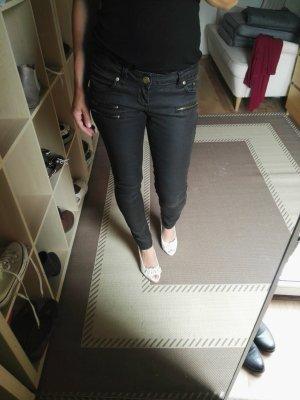 Hose schwarz gr. 36 /S sexy