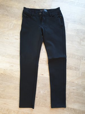 Pantalón de tubo negro