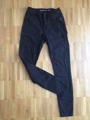 Jaqueline de Yong Pantalón de tubo negro