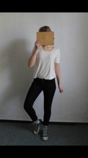 Hose schwarz Jeans