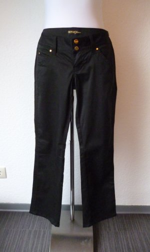 Hose schwarz von Guess Jeans
