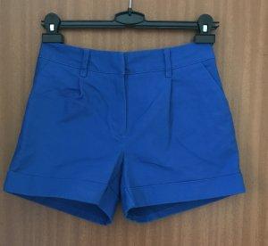 Hose Shorts blau Gr. 34 XS H&M